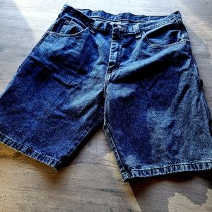 Wrangler Denim Carpenter Shorts. Perfect!